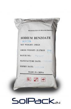 Benzoesan sodu 25 kg