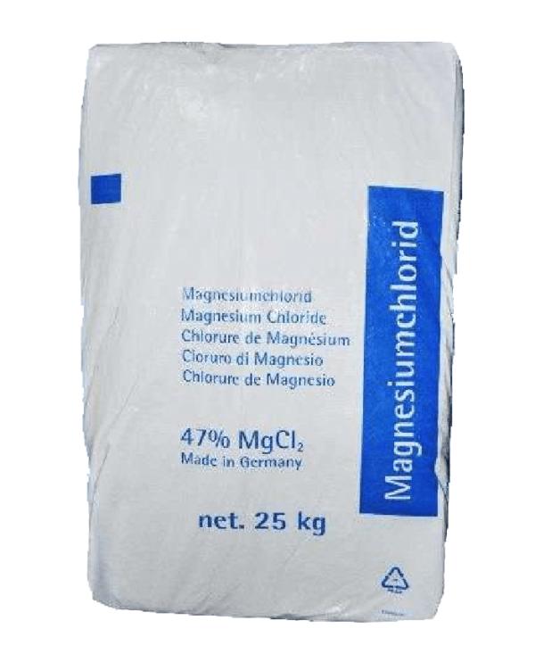 Chlorek magnezu worek 25 kg