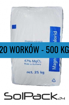 Chlorek magnezu 500 kg